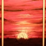 9. Czarny kot, czyli czerwony zachód słońca